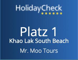 Holidaycheck - Mr. Moo Tours Khao Lak