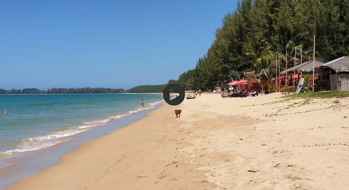 Khao Lak Best Beaches - 10 Top-Strände in Khao Lak