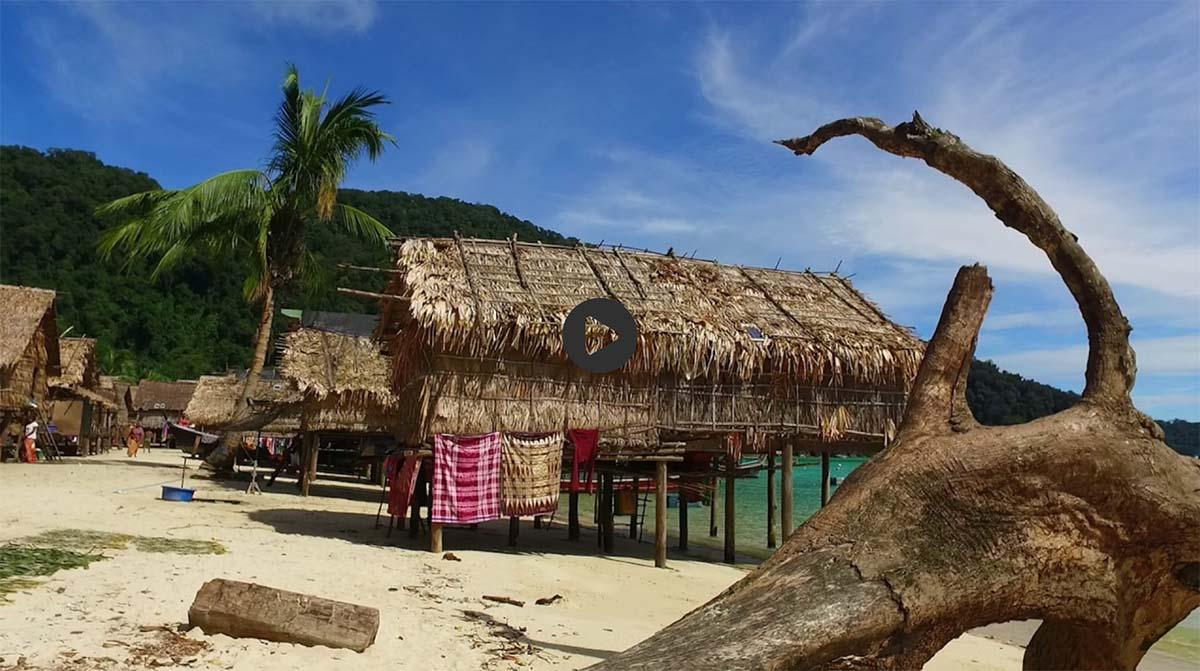Surin Island ein Paradies in der Andaman Sea, Thailand (2016)